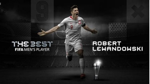Lewandowski giành FIFA The Best 2020